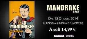Mandrake Mondadori Comics